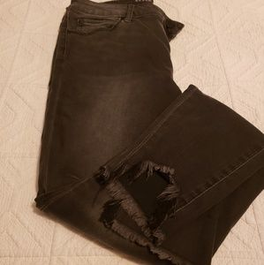 Articles of Society Grey Skinny Jean